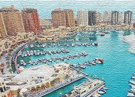 Морские курорты Катара (фото)