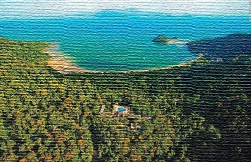 Морские курорты Малайзии (фото)