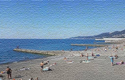 Морское побережье - лучшие пляжные зоны (фото)