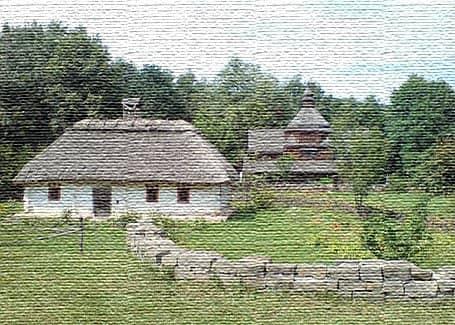 Музей народной архитектуры и быта Украины (фото)