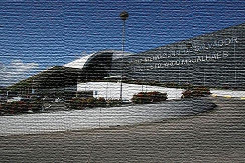 Национальный аэропорт в Сальвадоре (фото)