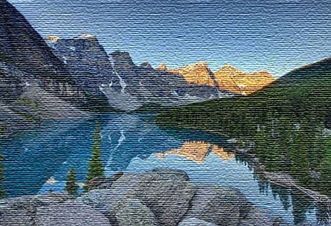 Национальный парк Банф, Канада (фото)