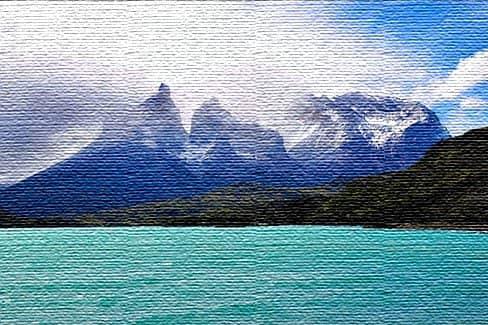 Национальный парк Торрес-дель-Пейн, Чили (фото)