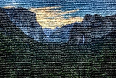Национальный парк Йосемити, США (фото)