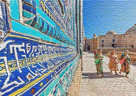 Общее представление о курортах Узбекистана (фото)