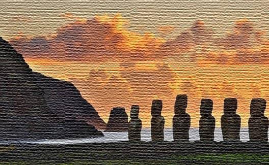 Остров Пасхи (фото)
