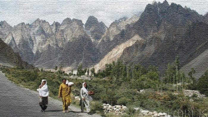 Курорты Пакистана - экзотика отдыха и опасности (фото)