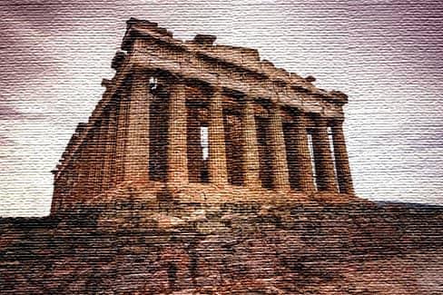 Пантеон, Греция (фото)