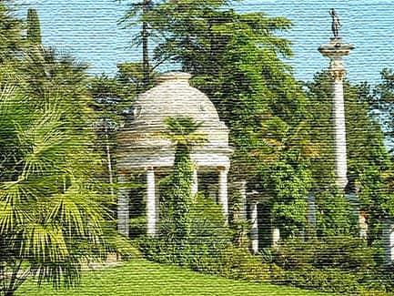 Парк Дендрарий в Сочи (фото)