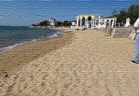 Пляжи Евпатории (фото)