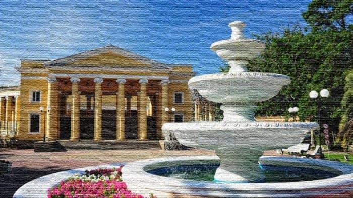 Прекрасная Евпатория - крупный восточный курорт в Крыму (фото)