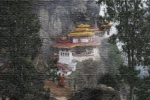 Путь Снежного человека, Бутан (фото)