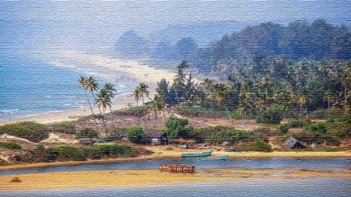 Развитие туризма на Гоа, Инди - отдых должен стать дороже (фото)