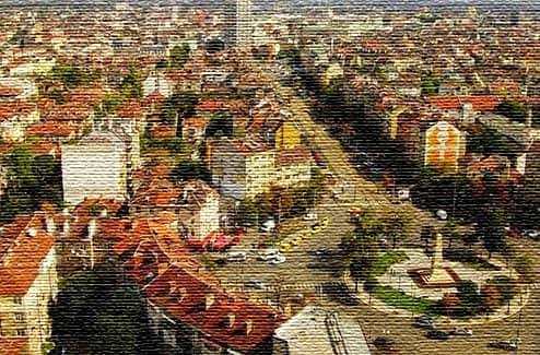 София - столичные променады Болгарии (фото)