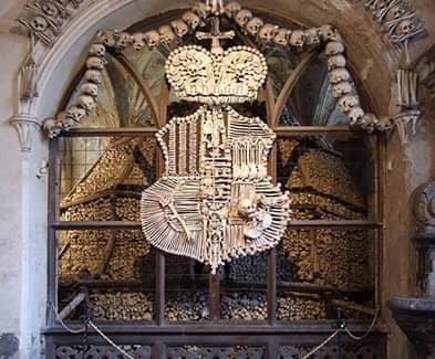 Церковь костей, Чехия (фото)