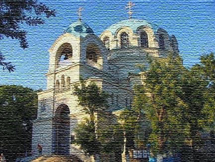 Церковь святого Николая Чудотворца (фото)
