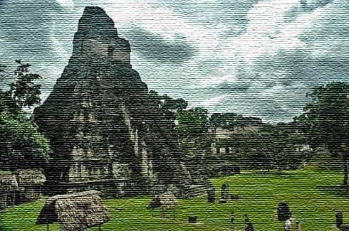 Тикаль, Гватемала (фото)