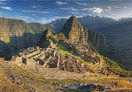 Уайна Пикчу, Перу (фото)