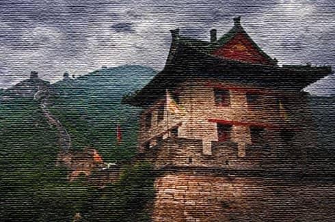 Великая Китайская стена (фото)
