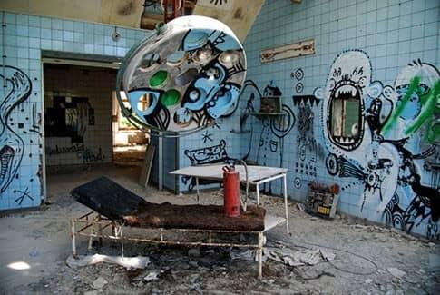 Военный госпиталь, Германия (фото)