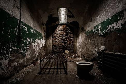 Восточная государственная тюрьма, Пенсильвания, США (фото)