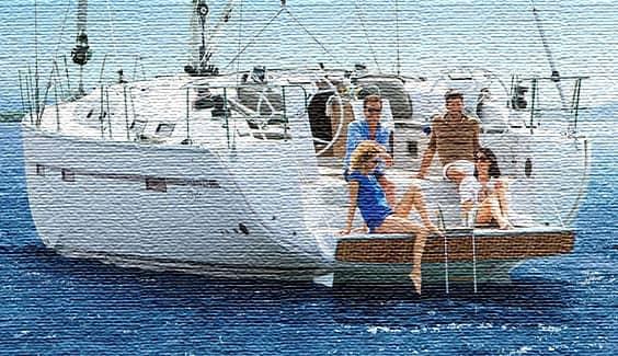 Яхтинг Греция (фото)