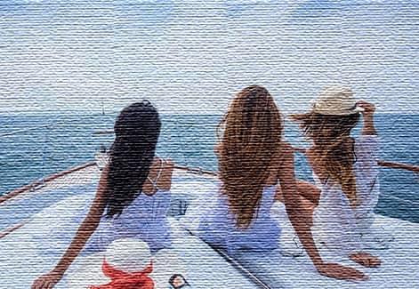 Яхтинг и туризм - лучшее времяпрепровождение (фото)
