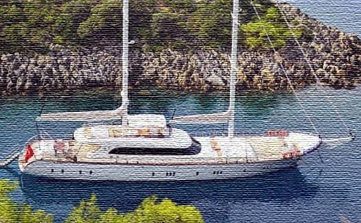 Яхтинг в Турции (фото)