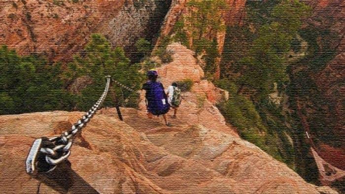 Самые опасные вершины для похода - экстремальное путешествие (фото)