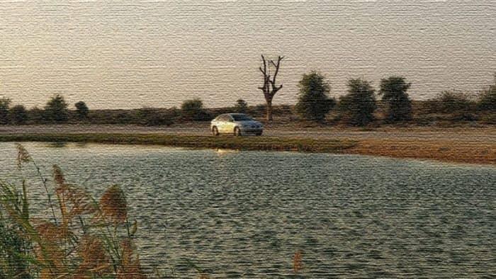 В пустыне Дубая реализуют крупный экотуристический проект (фото)