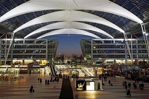 Мюнхен (MUC) (фото)