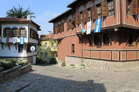 Габрово - небольшой городок с долгой историей (фото)