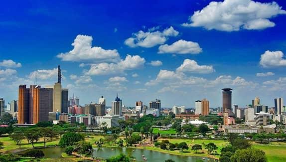 Кения, Найроби (фото)
