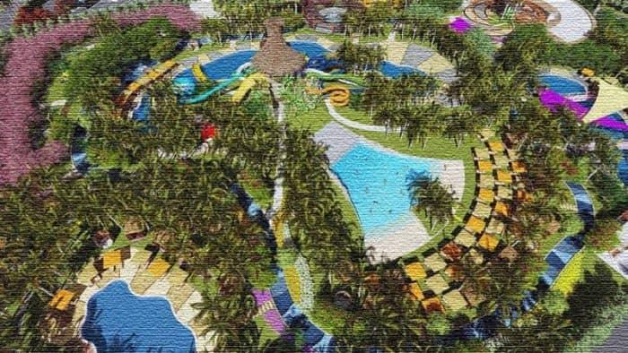В Омане появился первый аквапарк в регионе Дофар (фото)