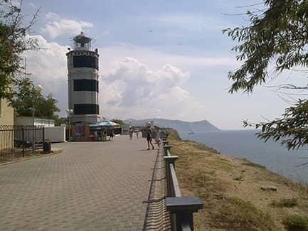 Анапский маяк (фото)