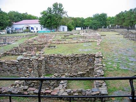 Археологический музей Горгиппия (фото)