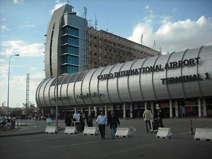 Египет, Каир, Международный аэропорт Каира (фото)