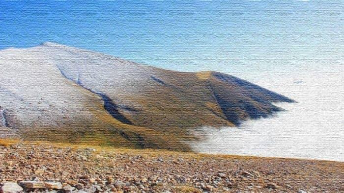 Гора Олимп - греческая достопримечательность доступная богам (фото)