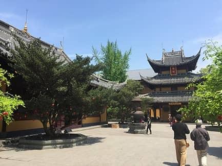 Храм Лонгхуа и Пагода (фото)