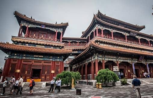 Храм нефритового Будды (фото)