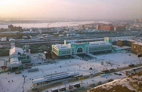 Как добраться до Новосибирска (фото)