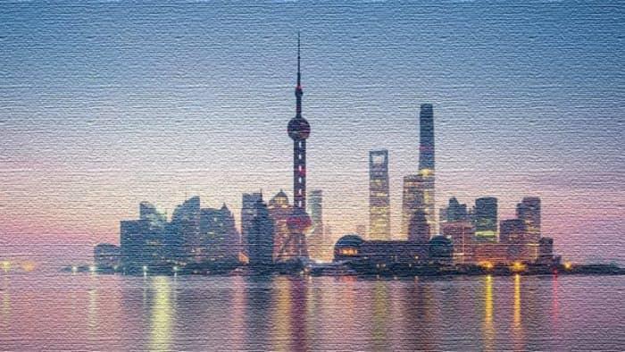 Курортный город Шанхай - величественность и непревзойденность Поднебесной (фото)