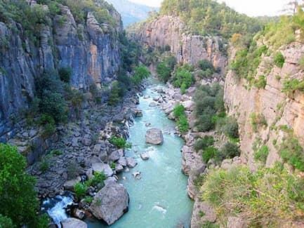 Национальный парк Каньон Кепрюлю (фото)