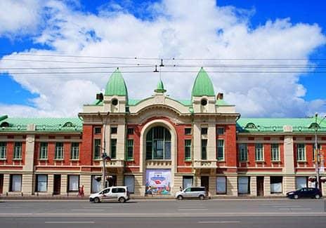 Новосибирский государственный краеведческий музей (фото)
