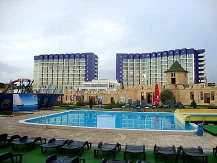 Размещение на курортах Севастополя (фото)