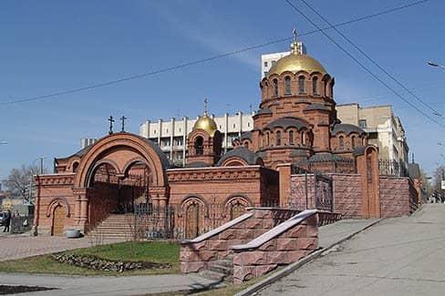 Собор во имя Александра Невского (фото)