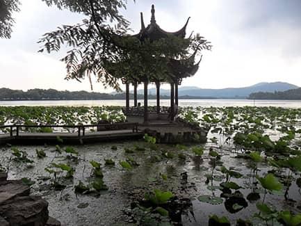 Сучжоуское озеро Цзиньцзи (фото)