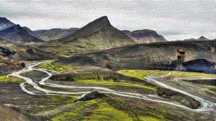 Туризм в Исландию сокращается - начало спада популярности на курорты страны