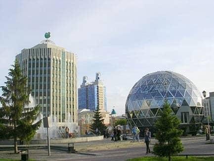Виртуальное посещение Новосибирска - используем веб-камеры (фото)