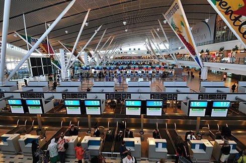 ЮАР, Кейптаун, Международный аэропорт Кейптауна (фото)